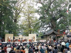 鹿児島県姶良 祭り