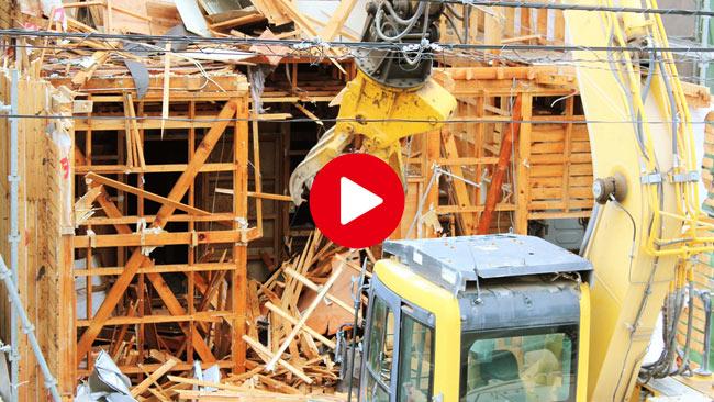 指宿市 解体工事
