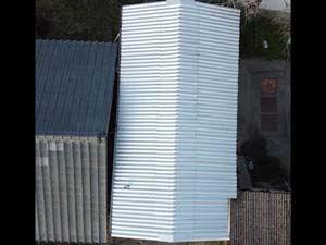 建物解体の際のドローン撮影参考