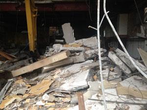 鹿児島での病院の解体について