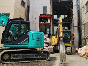 鹿児島県内での病院解体工事のこれから