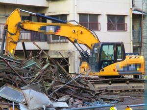 解体工事で最も難しい建物とは?