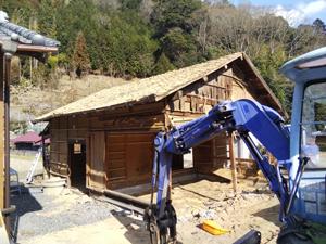 建物 解体工事