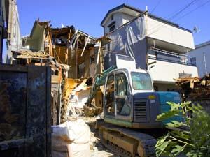 鹿児島市 解体工事