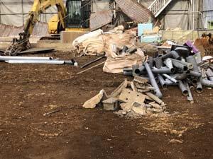 八代市 解体工事